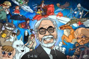 Hayao Miyazaki best movies