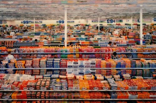 World Most Expensive photograph Andreas Gursky Diptychon