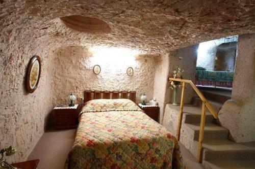 Underground Hotel coober Pedy australia