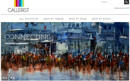 gallerist.in buy indian art online