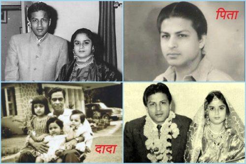 Shahrukh Khan Parents photos Father Mother