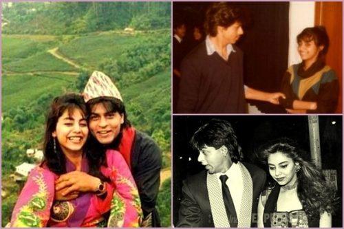 shahrukh gauri love story