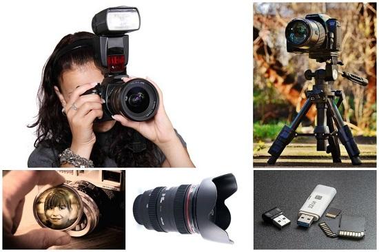 List of DSLR Camera Accessories Hindi
