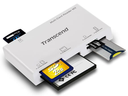 memory card reader for camera