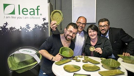 leaf republic founder team