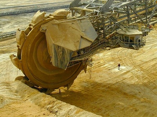 Bagger 288 excavator