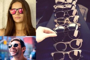Luxottica monopoly in glass business
