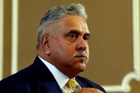 Vijay mallya got arrested