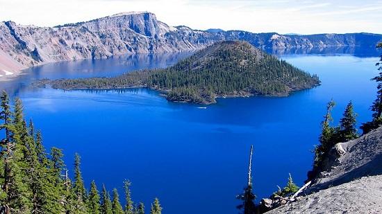 Lake baikal is deepest lake in world