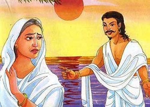 Mahabharta curse to kunti