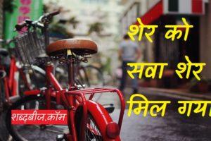 Cycle ki chori hindi story