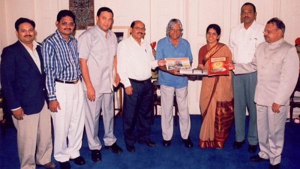 Dr. shrikant jichkar most qualified person