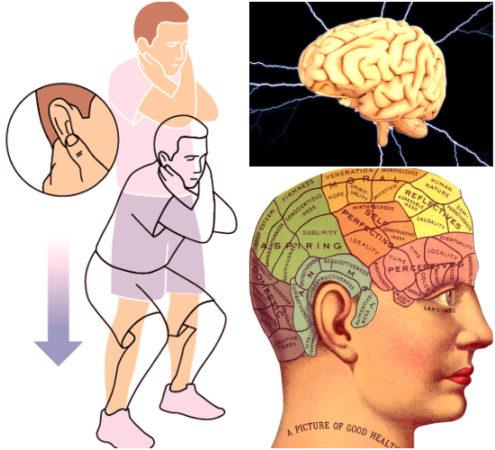 Brain power yoga