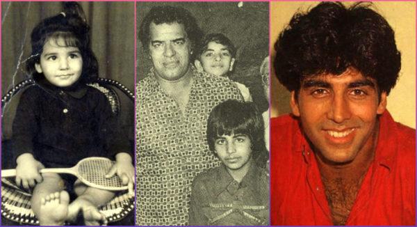 Young Akshay Kumar pics