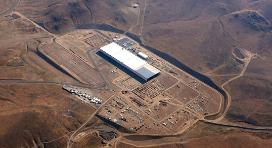Tesla Gigafactory Nevada