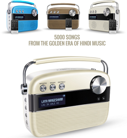 Saregama carvaan music player