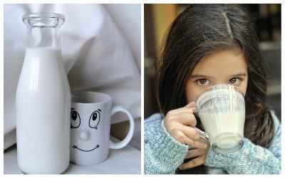 full cream milk benefits hindi