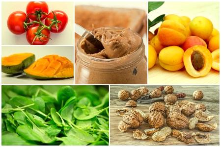 vitamin e sources in hindi