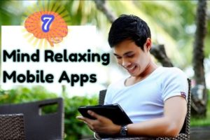 mind relaxing apps